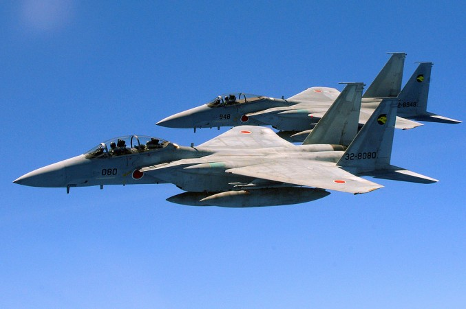 Japanese Air force has scrambled a record number of jets in order to counter the growing threats and intrusions of Chinese and Russian military planes.