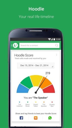Nimbuzz launches Hoodle, your phone fitness partner
