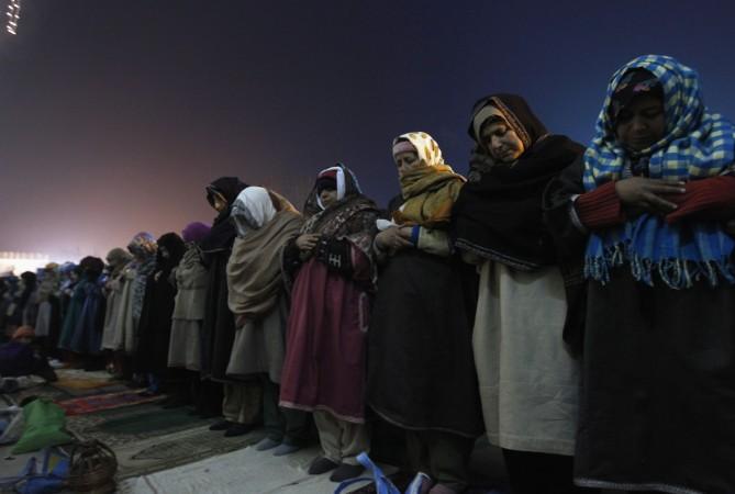 Muslim population