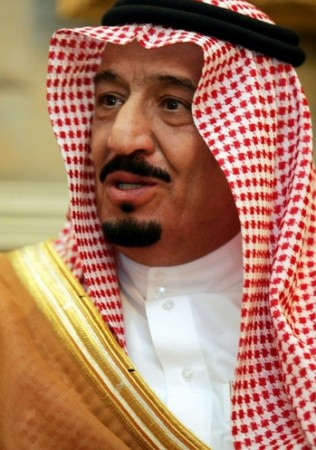 Former Crown Prince Salman is the new king of Saudi Arabia.
