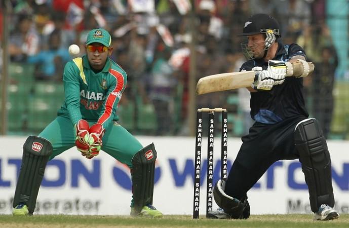 Luke Ronchi New Zealand Bangladesh