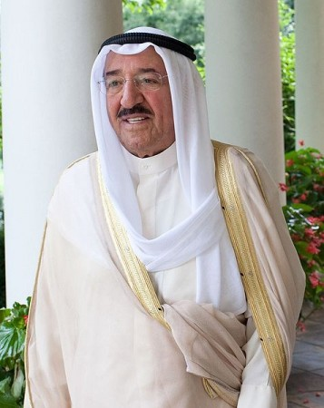 Sabah Ahmed al-Sabhh, 85, has ruled Kuwait since 2006