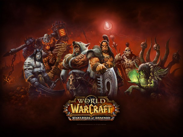 World of Warcraft main