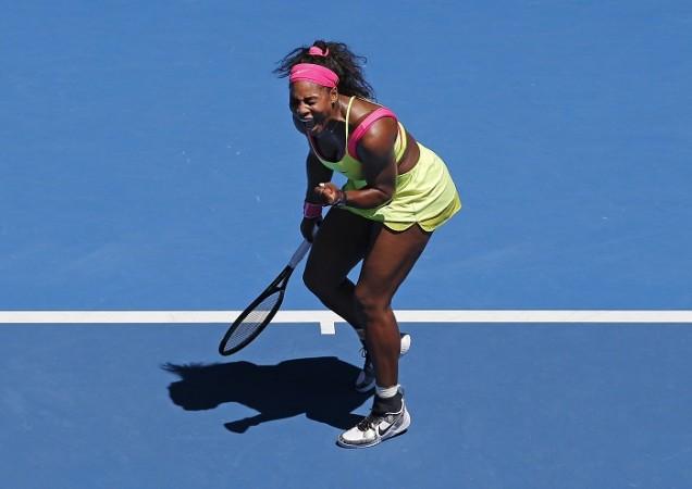 Serena Williams Australian Open 2015