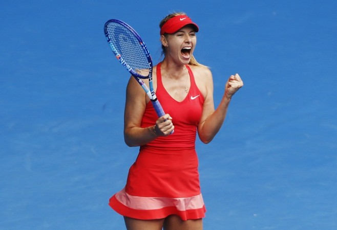 Maria Sharapova Australian Open