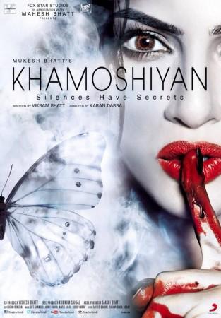 'khamoshiyan' poster