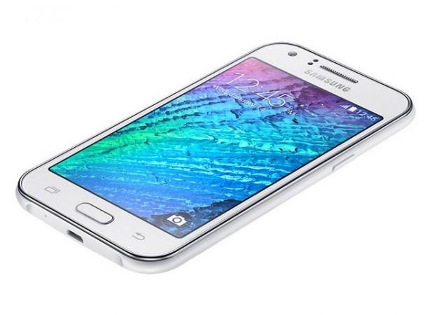 Samsung Launches Budget Smartphone Galaxy J1 with Dual-Core SoC