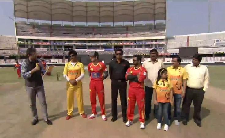 Celebrity Cricket League 5
