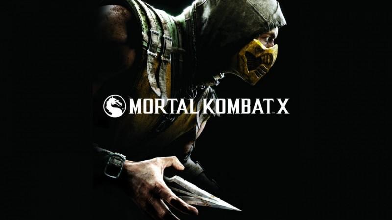Mortal Kombat X on Xbox 360