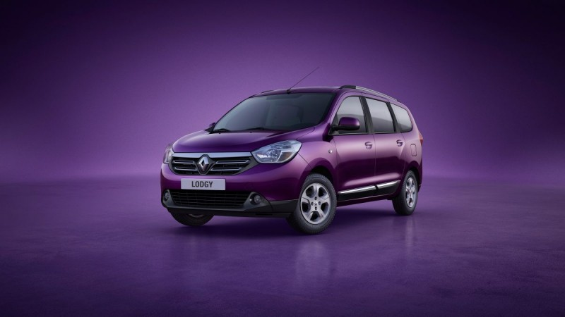 Renault Lodgy and Stepway to Make India Debut Together; All You Need to Know