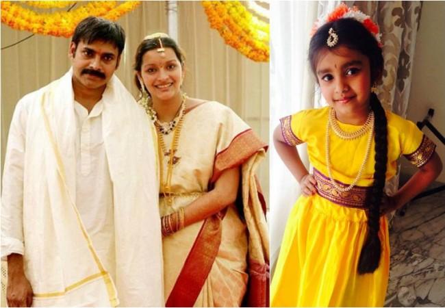 Pawan Kalyan, Renu Desai's Daughter Aadhya