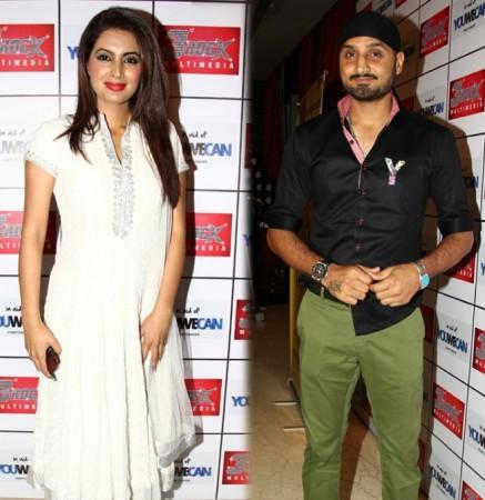 Geeta Basra and Harbajan Singh