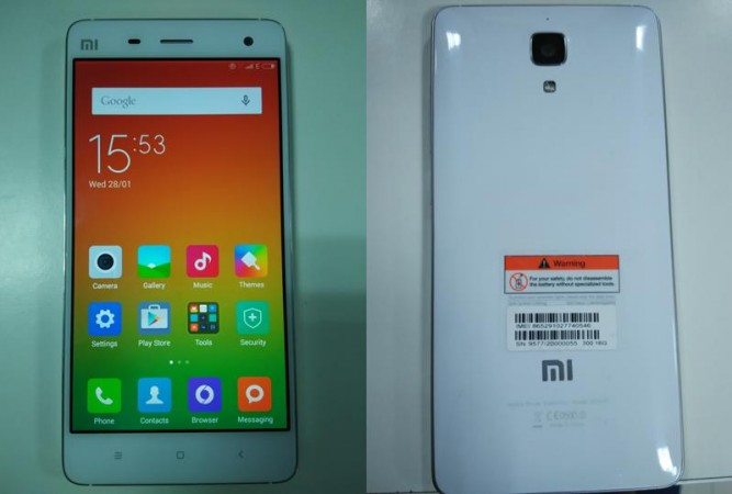 b348d7adf87b1 Xiaomi Mi4 Review- Front   Back View