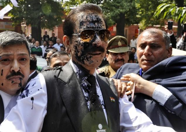 Sahara India Chief Subrato Roy