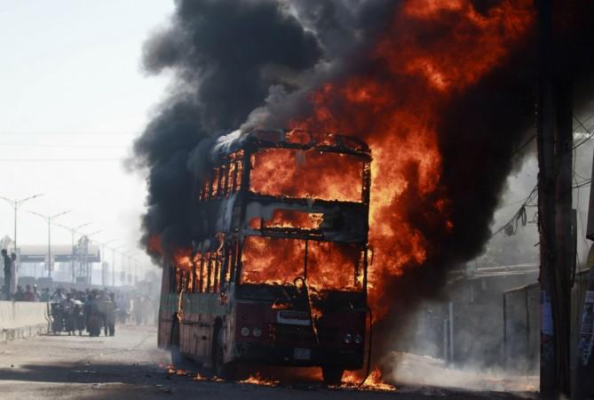 Bangladesh violence