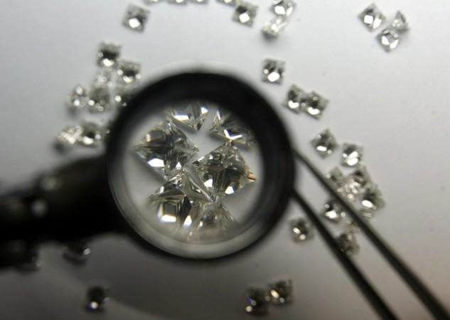 Diamond trading in Mumbai
