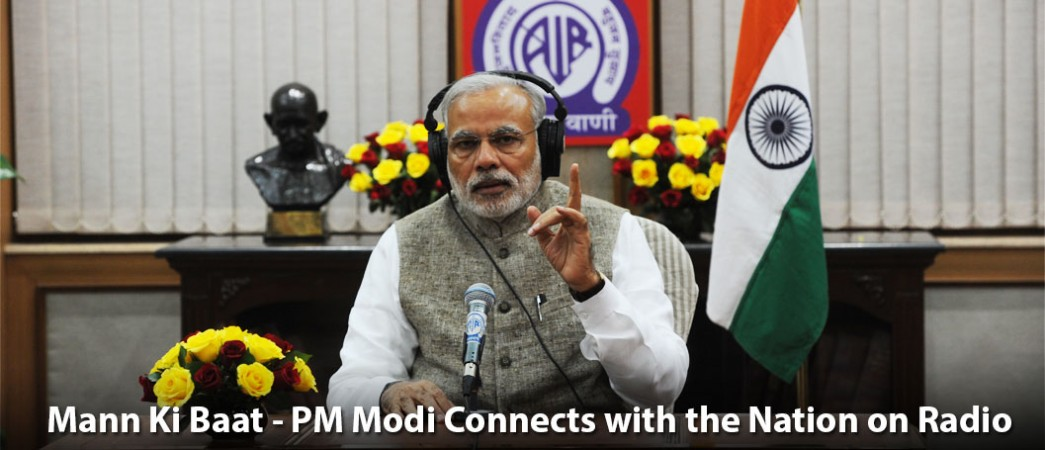 PM Narendra Modi's Mann Ki Baat