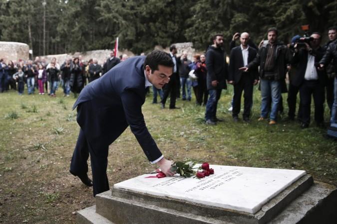 Greece seeks reparation from Germany for World War II