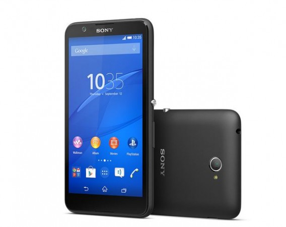 Sony Launches New Budget Smartphone Xperia E4 with Quad-Core SoC