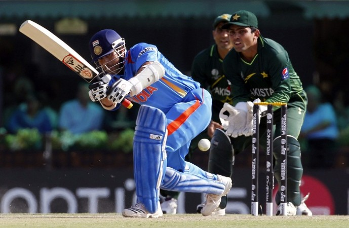 Sachin Tendulkar India Kamran Akmal Pakistan