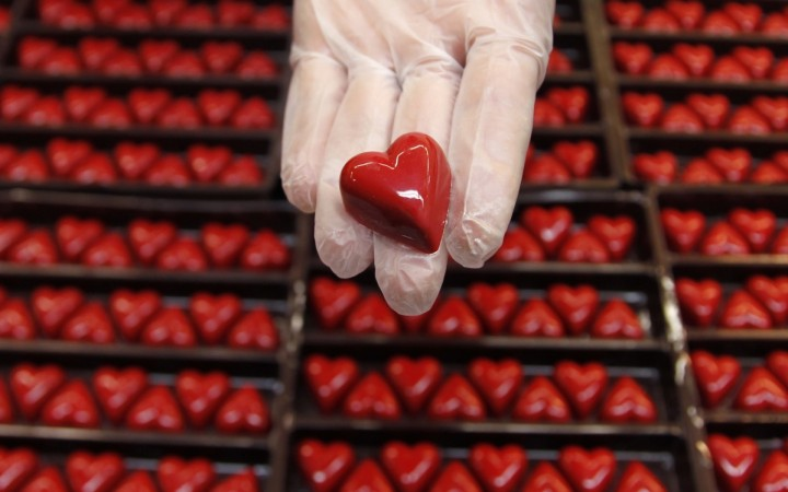 Valentine's traditions across the world