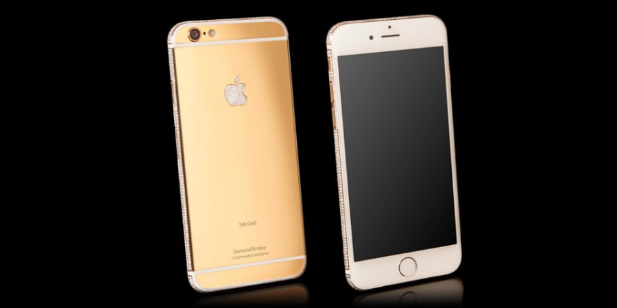 Apple iPhone 6 Limited Edition Debuts Ahead Of Valentine's Day; Costs $3.5 Million, Any Takers?