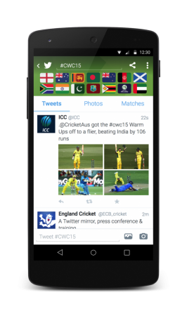 ICC Cricket World Cup 2015: Twitter Is Going To Be Your Scoreboard This World Cup; See How