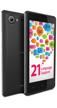 Lava Iris 465 Is A Multilingual Entry-Level Smartphone For Just Rs. 4499; Specs, Features and Availability