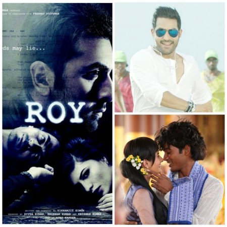 'Roy', 'Temper', 'Anegan' off to a Good Opening in Garden City