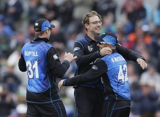 Daniel Vettori New Zealand