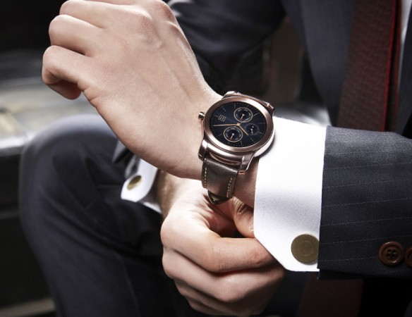 LG G Watch Urbane is Premium Smartwatch; Specs, Features and Availability