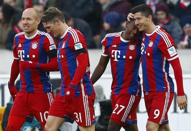 Bayern Munich Vs Borussia Dortmund Live Streaming And Tv Information