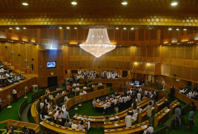 Jammu & Kashmir legislative assembly