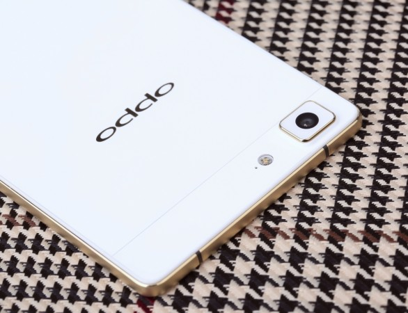 Oppo R5 Glided Limited Edition Android Smartphone