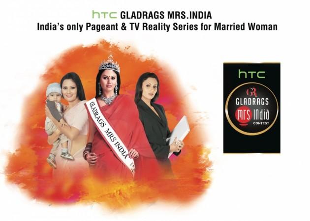 Mrs India 2015
