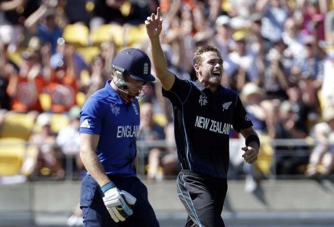 Tim Southee New Zealand Jos Buttler England