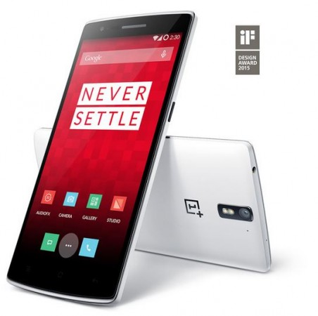 OnePlus One Silky White 16GB Model Launched in India; Price, Specifications