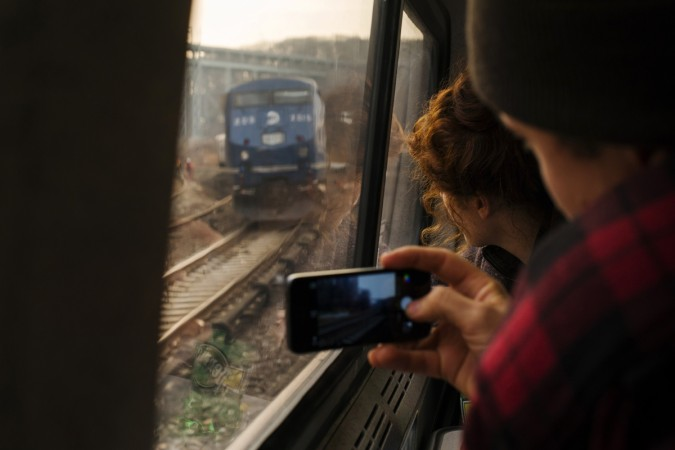 A man was fatally hit by an Amtrak train while trying to take a selfie.