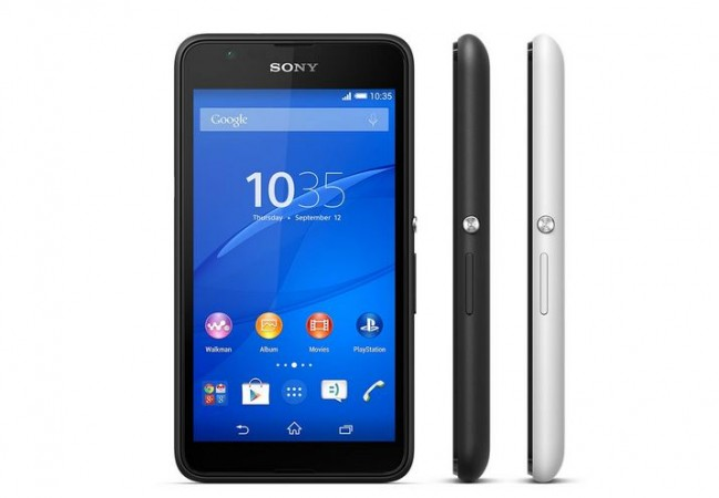 Sony Launches New Budget Smartphone Xperia E4g LTE Model; Price, Specifications