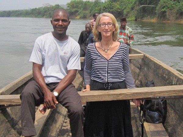 Phyllis Sortor was kidnapped from a school in Nigeria.