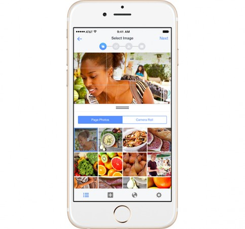 Facebook launches ad manager smartphone app