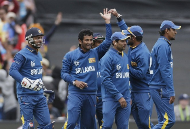Sri Lanka World Cup 2015