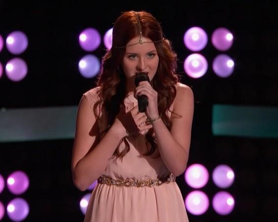 """Brooke Adee sings """"Skinny Love"""" by Bon Iver"""