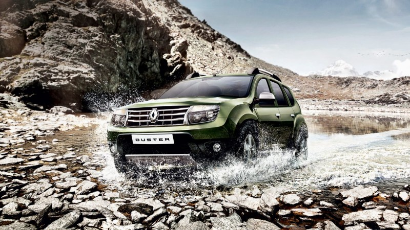 Renault Duster AWD (4x4) Adventure