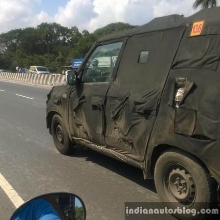 Mahindra New-Gen Bolero Spied Testing Again; What We Know So Far [PHOTOS]