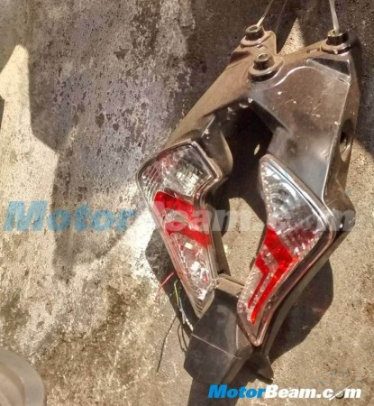 Bajaj Pulsar 200SS Parts on Sale in India before Launch