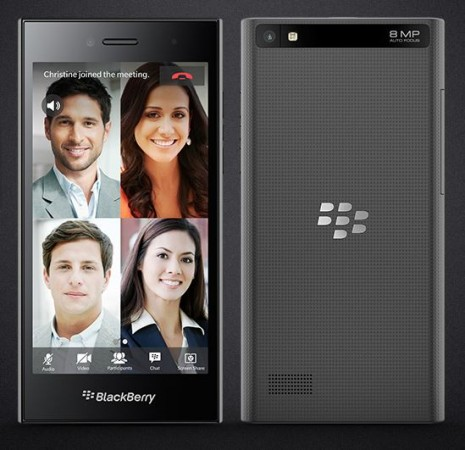 MWC 2015: BlackBerry Announces new Mid-Range Smartphone Leap; Price, Specifications