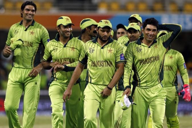 Pakistan Misbah Afridi World Cup 2015