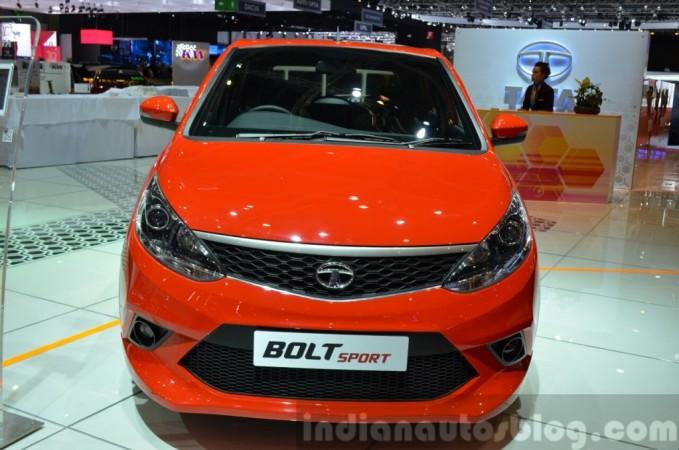 2015 Geneva Motor Show: Tata Bolt Sport Unveiled