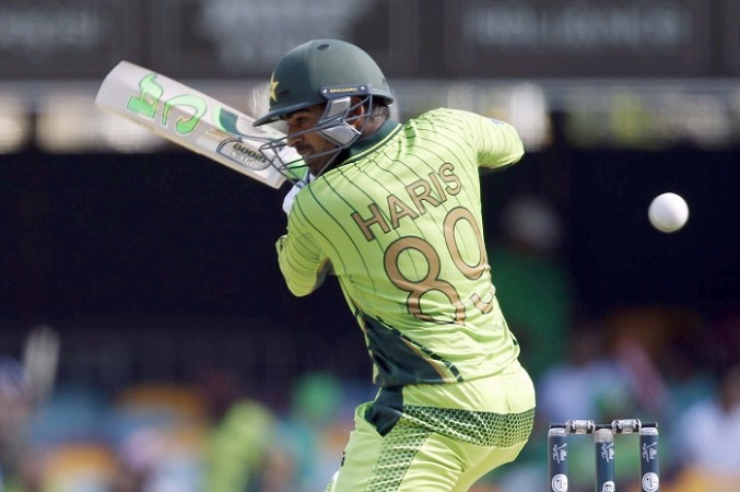 Haris Sohail Pakistan World Cup